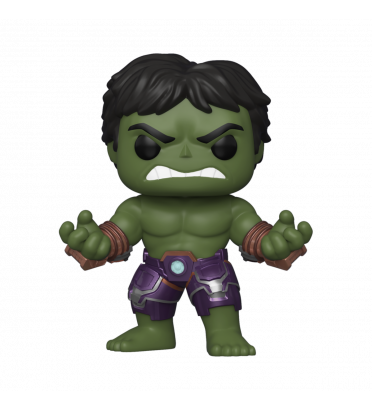HULK STARK TECH SUIT / MARVEL AVENGERS / FIGURINE FUNKO POP