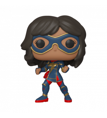 KAMALA KHAN STARK TECH SUIT / MARVEL AVENGERS / FIGURINE FUNKO POP