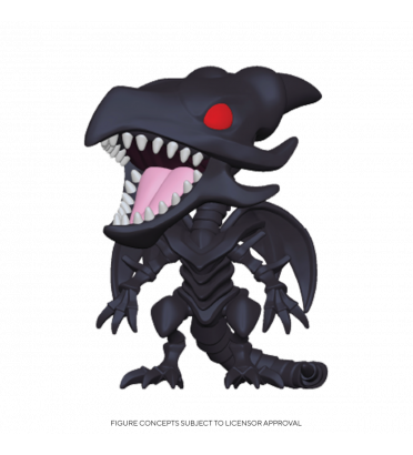 RED EYES BLACK DRAGON / YU-GI-OH / FIGURINE FUNKO POP