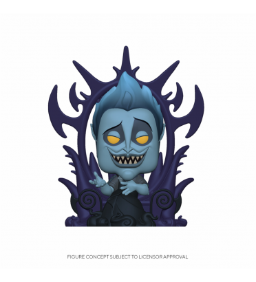 HADES ON THRONE / HERCULES / FIGURINE FUNKO POP