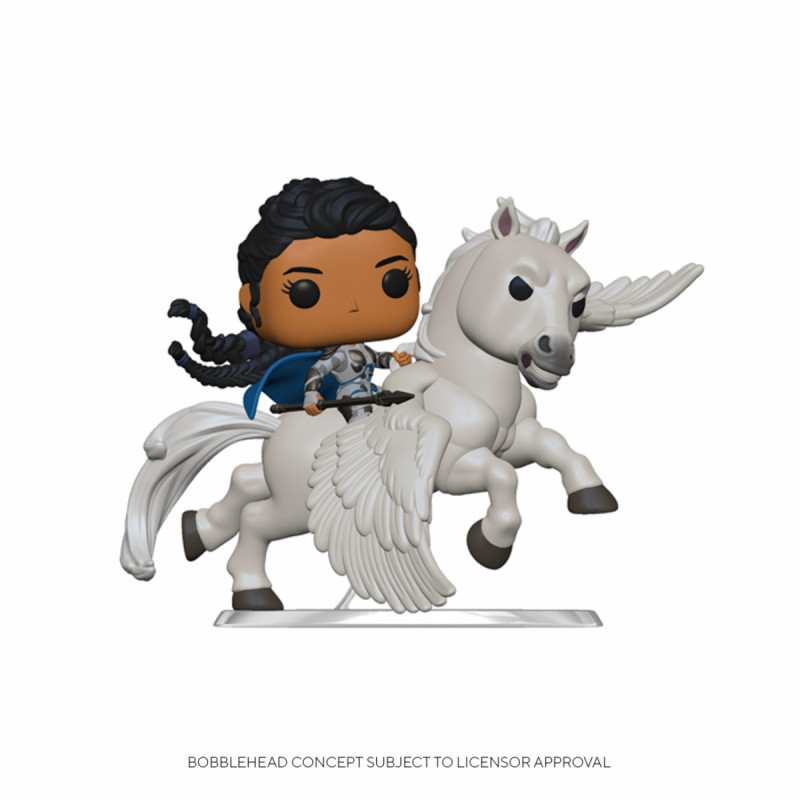 VALKYRIE ON HORSE / AVENGERS ENDGAME / FIGURINE FUNKO POP