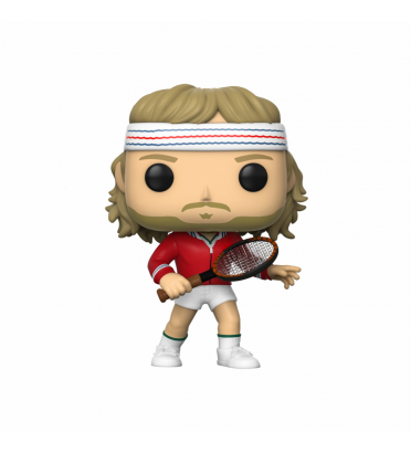 BJORN BORG / TENNIS LEGENDS / FIGURINE FUNKO POP