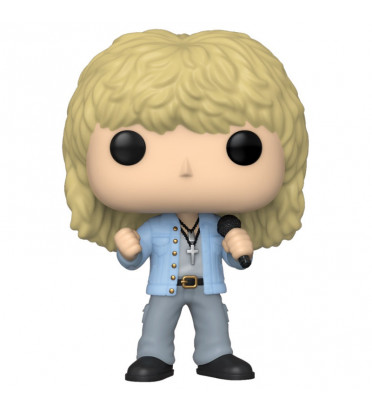 JOE ELLIOTT / DEF LEPPARD / FIGURINE FUNKO POP