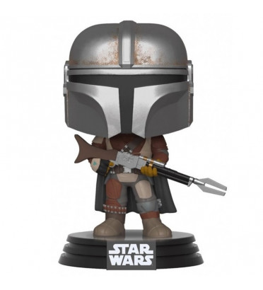 THE MANDALORIAN / STAR WARS THE MANDALORIAN / FIGURINE FUNKO POP