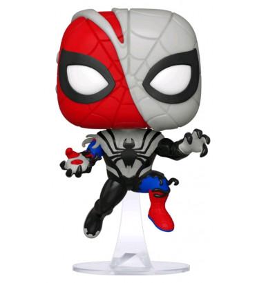 VENOMIZED SPIDER-MAN / SPIDERMAN MAXIMUM VENOM / FIGURINE FUNKO POP / EXCLUSIVE SPECIAL EDITION