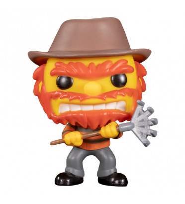 EVIL GROUNDSKEEPER WILLIE / THE SIMPSONS / FIGURINE FUNKO POP / EXCLUSIVE NYCC 2019