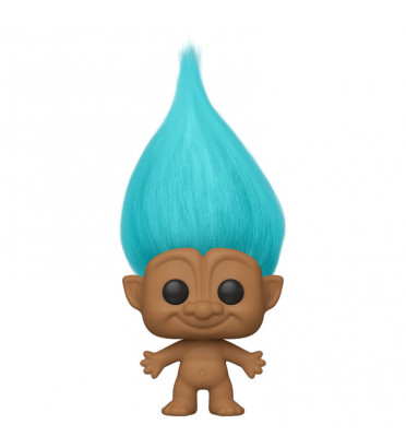 TEAL TROLL / GOOD LUCKS TROLLS / FIGURINE FUNKO POP