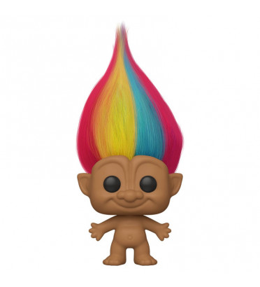 RAINBOW TROLL / GOOD LUCKS TROLLS / FIGURINE FUNKO POP
