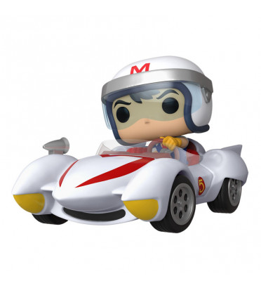 SPEED RACER AVEC MACH 5 / SPEED RACER / FIGURINE FUNKO POP