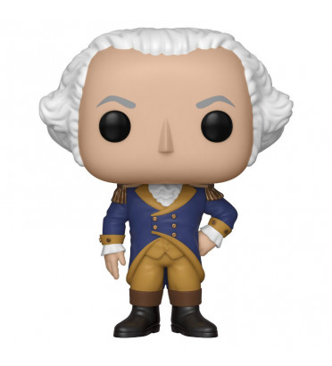 GEORGE WASHINGTON / AMERICAN HISTORY / FIGURINE FUNKO POP