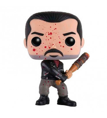 NEGAN BLOODY / THE WALKING DEAD / FIGURINE FUNKO POP / EXCLUSIVE