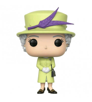QUEEN ELIZABETH 2 / ROYALS FAMILY / FIGURINE FUNKO POP