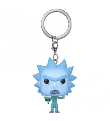 HOLOGRAM RICK CLONE / RICK ET MORTY / FUNKO POCKET POP