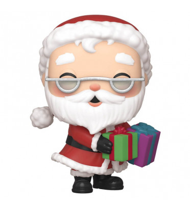 SANTA CLAUS / PEPPERMINT LANE / FIGURINE FUNKO POP