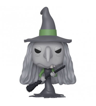WITCH / LETRANGE NOEL DE MR JACK / FIGURINE FUNKO POP