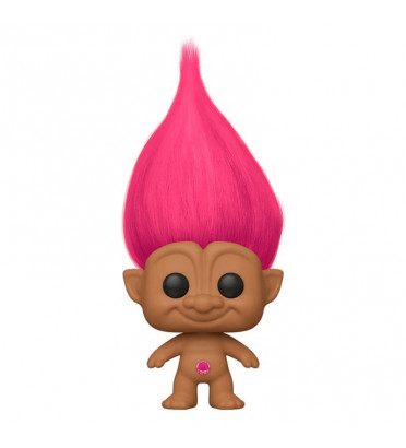 PINK TROLL / GOOD LUCK TROLLS / FIGURINE FUNKO POP