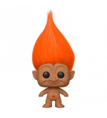 ORANGE TROLL / GOOD LUCK TROLLS / FIGURINE FUNKO POP