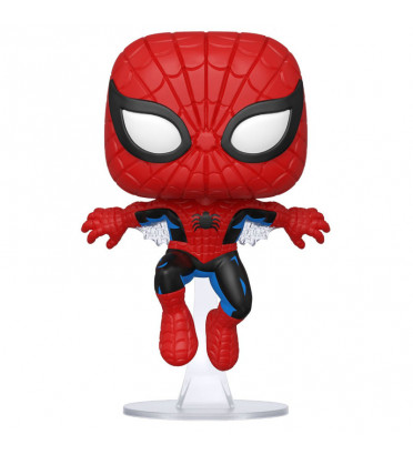 SPIDER-MAN FIRST APPEARANCE / MARVEL 80 YEARS / FIGURINE FUNKO POP