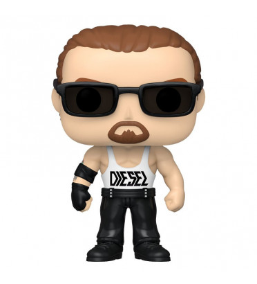 DIESEL / WWE / FIGURINE FUNKO POP