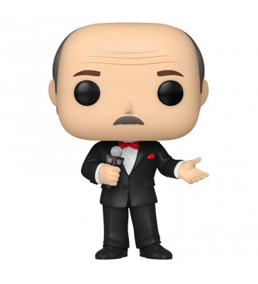 MEAN GENE OKERLUND / WWE / FIGURINE FUNKO POP