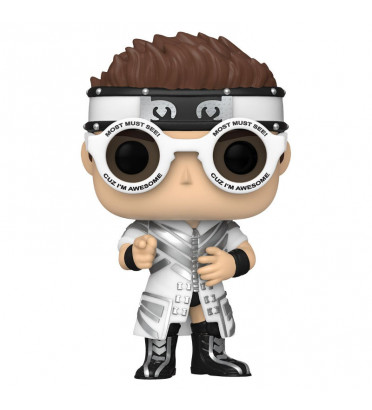 THE MIZ / WWE / FIGURINE FUNKO POP