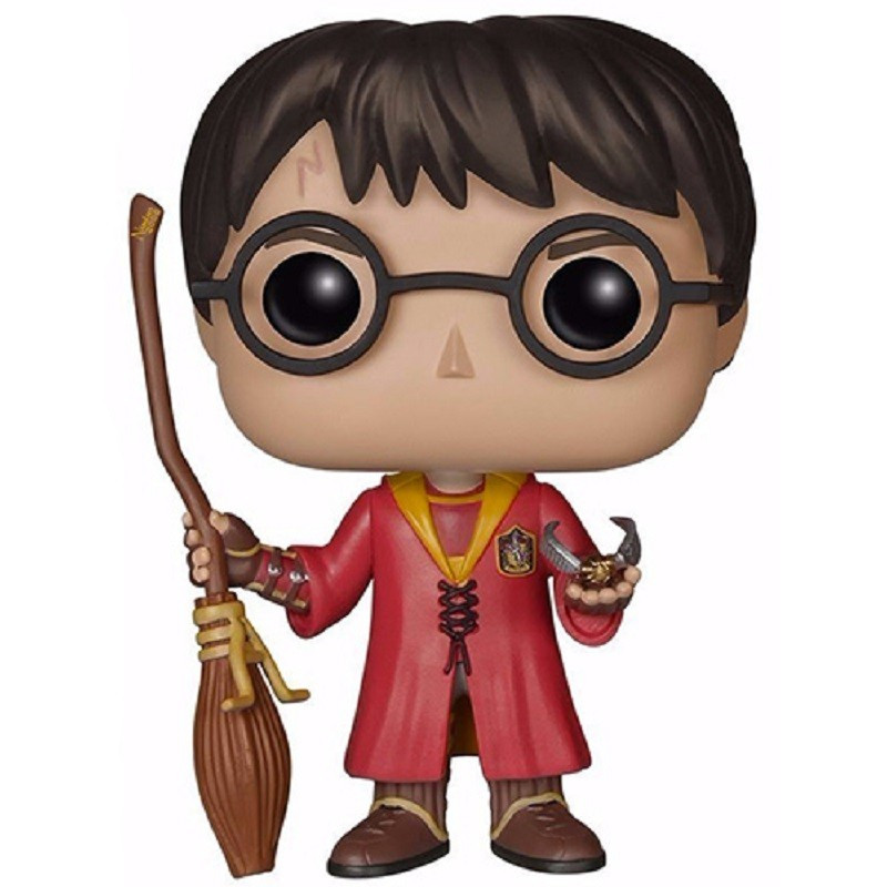 Figurine Harry Potter Quidditch Harry Potter Funko Pop Movies 08