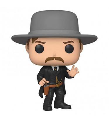 MORGAN EARP / TOMBSTONE / FIGURINE FUNKO POP