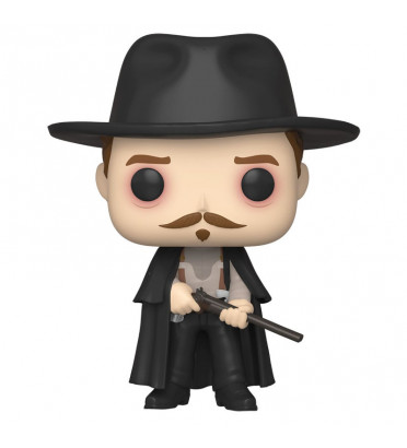 DOC HOLLIDAY / TOMBSTONE / FIGURINE FUNKO POP