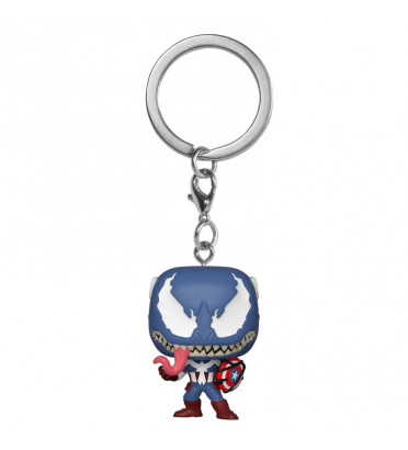 VENOMIZED CAPTAIN AMERICA / VENOM / FUNKO POCKET POP