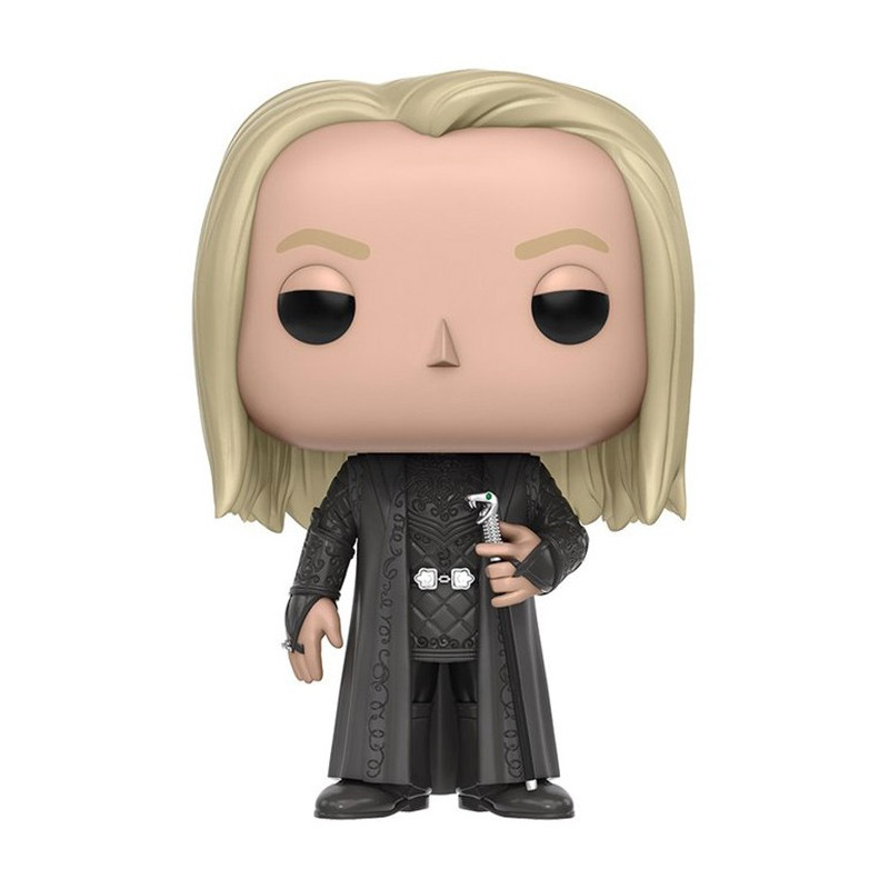 LUCIUS MALFOY / HARRY POTTER / FIGURINE FUNKO POP