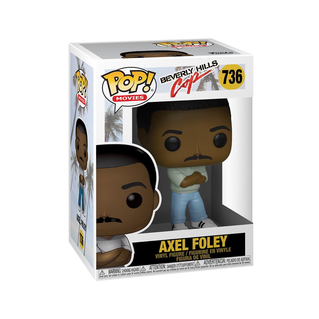 Figurine Le Flic de Beverly Hills Funko Pop Axel
