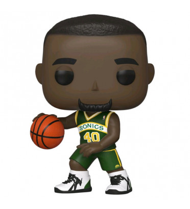 SHAWN KEMP / SEATTLE / FIGURINE FUNKO POP / EXCLUSIVE ECCC 2020
