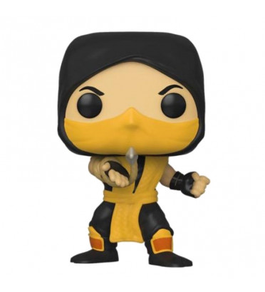 SCORPION / MORTAL KOMBAT / FIGURINE FUNKO POP