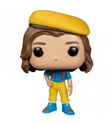 ELEVEN EN JAUNE / STRANGER THINGS / FIGURINE FUNKO POP / EXCLUSIVE SPECIAL EDITION