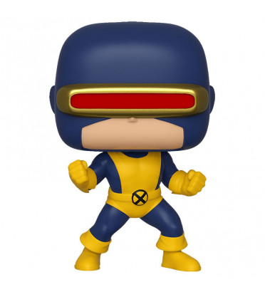 CYCLOPS FIRST APPEARANCE / MARVEL 80 YEARS / FIGURINE FUNKO POP