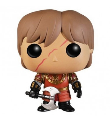 TYRION EN ARMURE / GAME OF THRONES / FIGURINE FUNKO POP