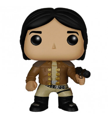 CAPITAINE APOLLO / BATTLESTAR GALACTICA / FIGURINE FUNKO POP