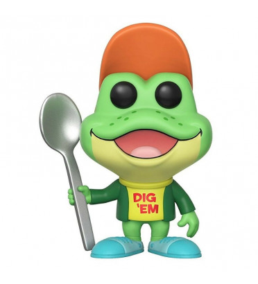 DIG EM FROG / HONEY SMACKS / FIGURINE FUNKO POP