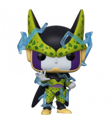 PERFECT CELL GITD / DRAGON BALL Z / FIGURINE FUNKO POP / EXCLUSIVE ECCC 2020