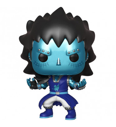 GAJEEL DRAGONFORCE / FAIRY TAIL / FIGURINE FUNKO POP / EXCLUSIVE ECCC 2019