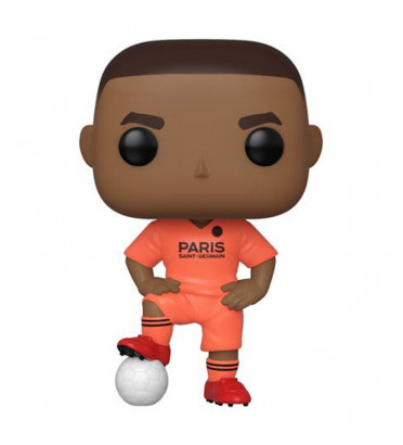 KYLIAN MBAPPE AWAY KIT / PSG / FIGURINE FUNKO POP