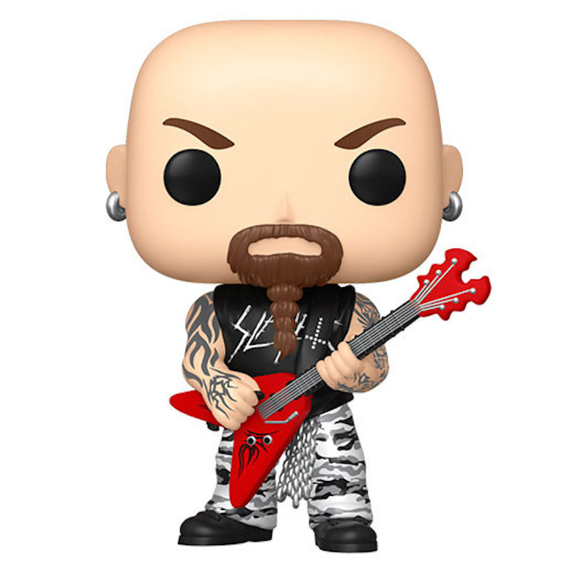 KERRY KING / SLAYER / FIGURINE FUNKO POP