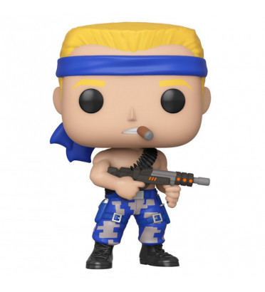 BILL RIZER / CONTRA / FIGURINE FUNKO POP