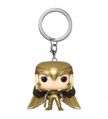 WONDER WOMAN GOLDEN ARMOR / WONDER WOMAN 1984 / FUNKO POCKET POP
