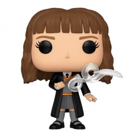 HERMIONE WITH FEATHER / HARRY POTTER / FIGURINE FUNKO POP