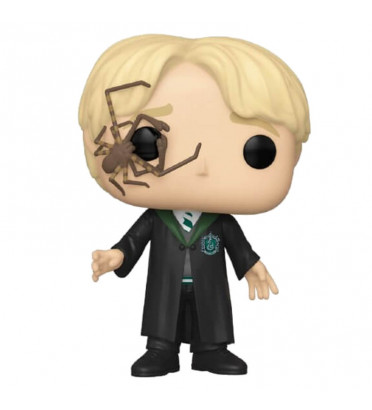 MALFOY WITH WHIP SPIDER / HARRY POTTER / FIGURINE FUNKO POP