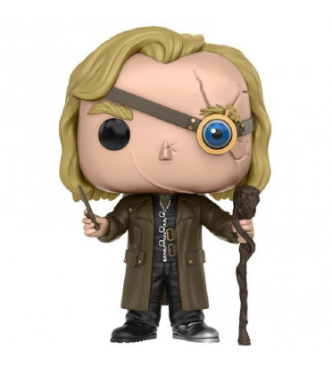 MAD-EYE-MOODY / HARRY POTTER / FIGURINE FUNKO POP