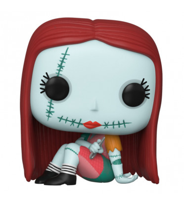 SALLY SEWING / LETRANGE NOEL DE MR JACK / FIGURINE FUNKO POP