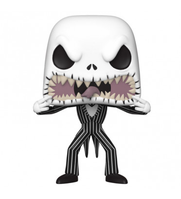 JACK SKELLINGTON SCARY FACE / LETRANGE NOEL DE MR JACK / FIGURINE FUNKO POP