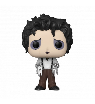 EDWARD AUX MAINS DARGENT DRESS CLOTH / EDWARD AUX MAINS DARGENT / FIGURINE FUNKO POP
